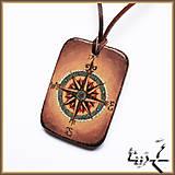 Náhrdelníky - Amulet - Ďaleko cestujem - 4892721_