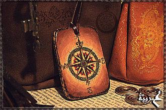 Náhrdelníky - Amulet - Ďaleko cestujem - 4892720_