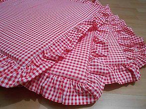 Úžitkový textil - PODSEDÁKY na stoličky , záhradné kreslá alebo lavice - 4893777_