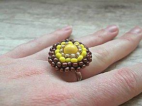 Prstene - Kráľ Slnko - 4893370_