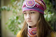 Čiapky - Colorful set-akcia - 4896716_