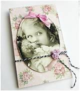 Papiernictvo - Pre dievčatko - 4895695_