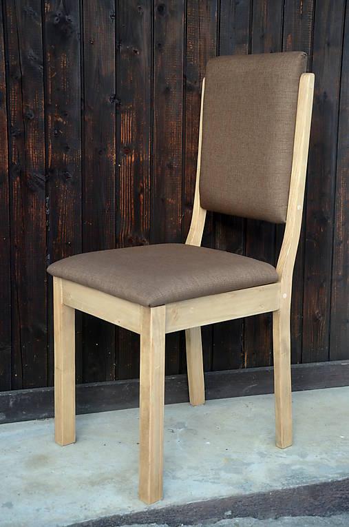 b2b9f25996fe Drevená čalúnená stolička MOCCA   mimimik - SAShE.sk - Handmade Nábytok