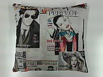 Úžitkový textil - Vankúš celebration - 4904219_
