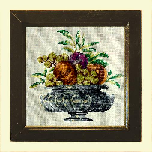 Exotická misa s ovocím