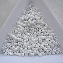 Korálky - Rokajl 2mm-5g - 4907410_