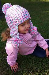 Detské čiapky -  - 4916384_