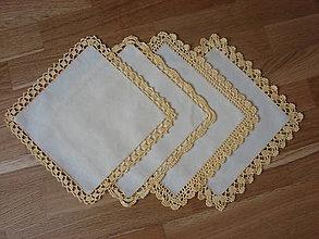 Úžitkový textil - prestieranie v zľave - 4914755_