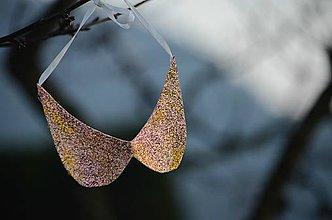 Náhrdelníky - gold. - 4915559_