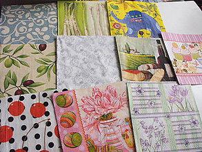 Papier - servítky sada 10 kusov 39 - 4919727_