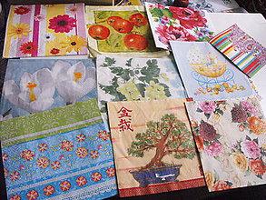 Papier - servítky sada 10 kusov 45 - 4919764_