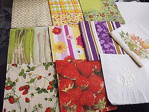 Papier - servítky sada 10 kusov 48 - 4919774_