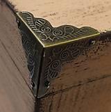 - Kovový roh na krabičky INKA - 4918409_