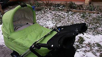 Textil - Pomôcka na kočíkovanie v chladnom počasí - 4924914_