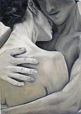 Obrazy - Objatie - 4924999_