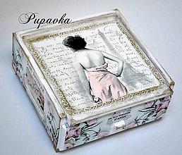 Krabičky - Madamme Paris - 4924510_