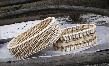 Košíky - Obľúbená morská tráva - 4924969_