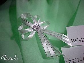 Pierka - svadobné pierko biele / veľké/ - 4930213_