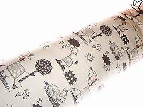 Úžitkový textil - _HAJA & ČB Farma 170 cm - 4938500_