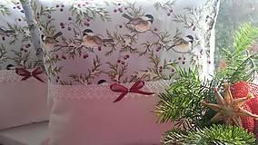 Úžitkový textil - do zimnej záhrady - 4936521_