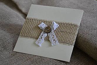Papiernictvo - obal na svadobné DVD - 4937792_
