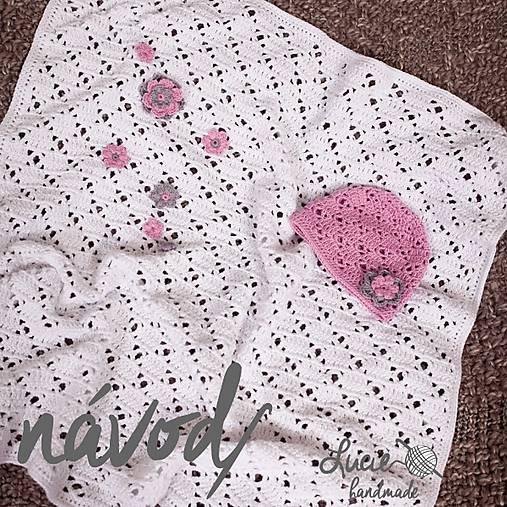 a73555592 NÁVOD č.5...na háčkovaný SET / Luciehandmade - SAShE.sk - Handmade ...