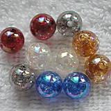 Korálky - KRAKL AB-plast 10mm-MIX-10ks - 4939035_
