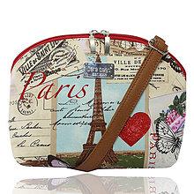 Kabelky - Sweet Angel Bell Midlle no. 47 I love Paris - 4937567_