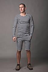Nohavice - Stripes - pánske termo oblečenie - 4937364_