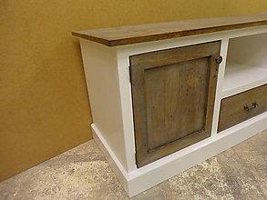 Nábytok - Komoda - Tv stolík č. 10. - 4938884_