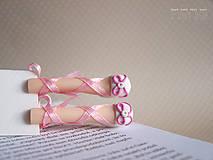 - Záložka kniho-nôžka  - 4937639_