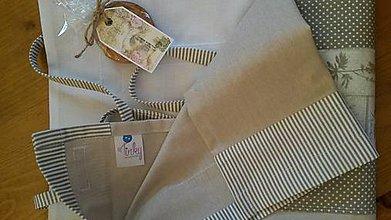 Iné oblečenie - Zásterka vintage - 4941615_