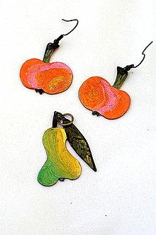 Sady šperkov - Úroda z mojej záhradky - 4940707_