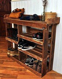 Nábytok - Já mám boty z umjelý hmoty, já mám boty z PVC. - 4945095_