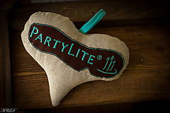 "Dekorácie - Srdiečko""PartyLite"" - 4946997_"