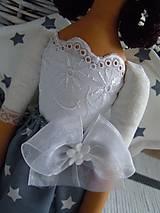 Bábiky - Sivá - 4943870_