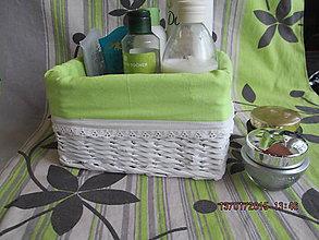 Košíky - Kúpelňový - 4944313_