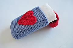 Púzdro na vreckovky - Valentín