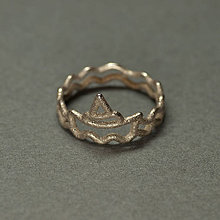 Prstene - Loďka – Stará Turá - 4945997_