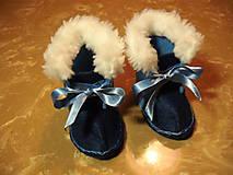Topánočky - Elfík V. - detské topánočky - capačky - 4946245_