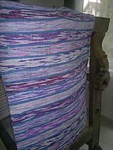 Úžitkový textil - Fialovo-fialový 144x73cm - 4945669_