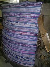 Úžitkový textil - Fialovo-fialový 144x73cm - 4945671_