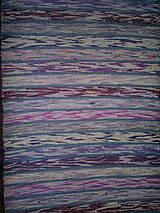 Úžitkový textil - Fialovo-fialový 144x73cm - 4945673_