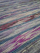 Úžitkový textil - Fialovo-fialový 144x73cm - 4945676_