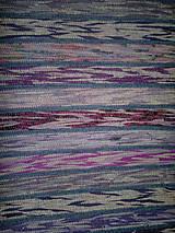 Úžitkový textil - Fialovo-fialový 144x73cm - 4945677_