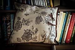 """Úžitkový textil - Vankúšik""""milovanej sestre"""" - 4954967_"""