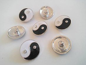 Komponenty - Butonka Jing Jang - 4954150_