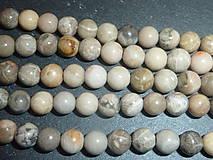 Minerály - Chryzantémový kameň 6mm - 4955940_