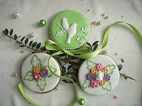 Dekorácie - medoník-klopanie jari  :) - 4957722_