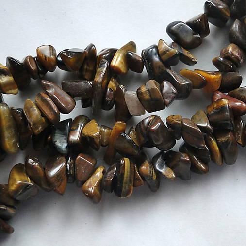 Minerály-zlomky-návlek 10cm